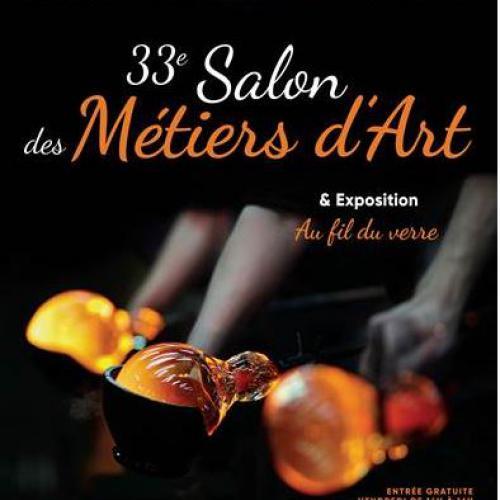 33ème Salon des Artisans d'Art de TROYES  du 8 au 11 février