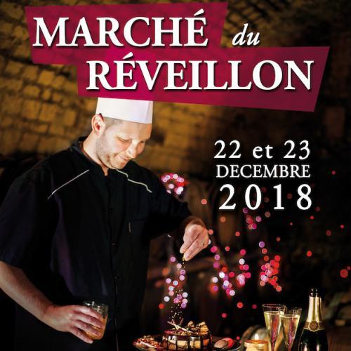 MARCHE  DU RÉVEILLON  ST BRIS LE VINEUX 22 et 23 décembre